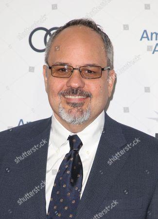 Stock Photo of Alan J. Higgins