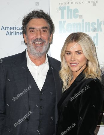 Chuck Lorre, Arielle Mandelson