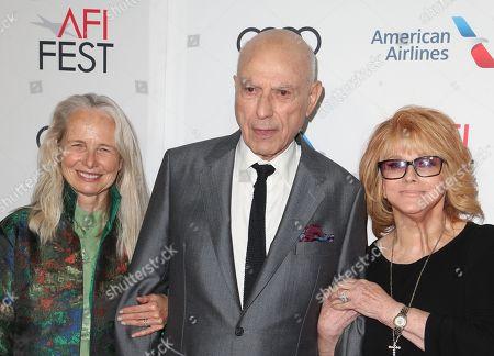 Suzanne Newlander Arkin, Alan Arkin, Ann-Margret