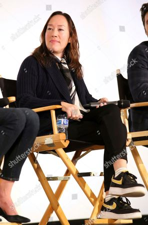 """Karyn Kusama seen at the Annapurna Pictures """"Destroyer"""" Special Screening, in Los Angeles"""