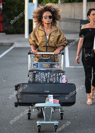 'I'm a Celebrity...Get Me Out of Here!' TV show, Arrivals, Brisbane