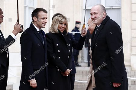 Editorial picture of Commemoration of the Centenary of the end of the First World War, Paris, France - 11 Nov 2018