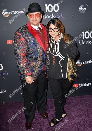 Editorial picture of 'Black-ish' TV show 100th episode celebration, Arrivals, Los Angeles, USA - 10 Nov 2018