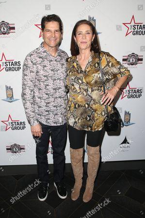 Chris Ciaffa, Mimi Rogers
