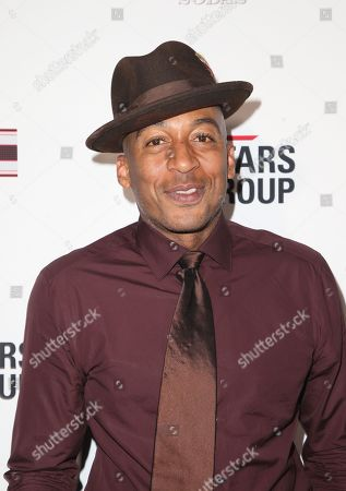 Stock Picture of James Lesure