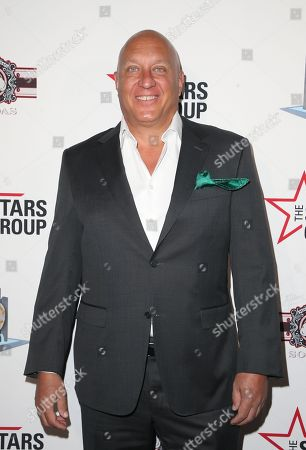 Stock Photo of Steve Wilkos