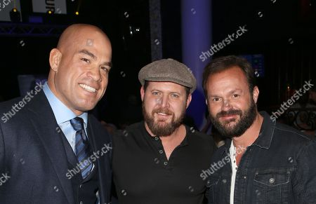 Tito Ortiz, AJ Buckley, Judd Lormand