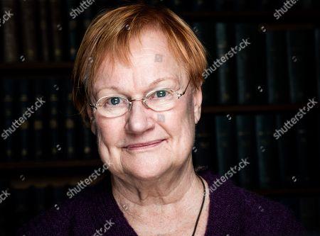 Stock Photo of Tarja Halonen