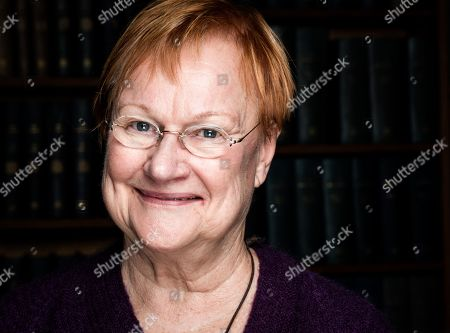 Stock Picture of Tarja Halonen