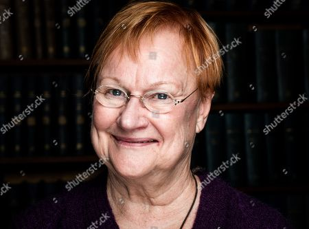 Stock Photo of Tarja Halonen