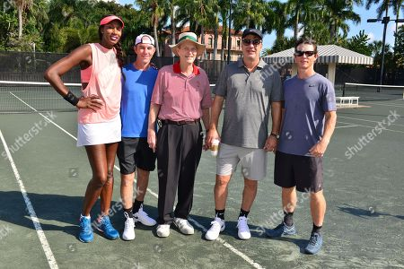 Lisa Leslie, Shawn Hatosy, Guest, Chris Noth and Jamie McShane