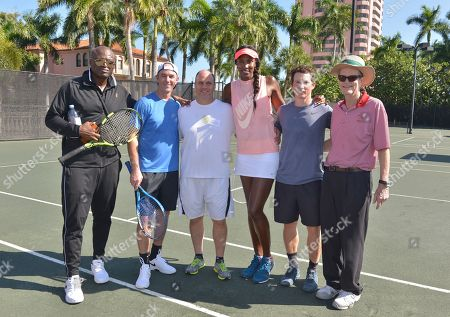 Seal, Jamie McShane, Guest, Lisa Leslie, Shawn Hatosy and Guest