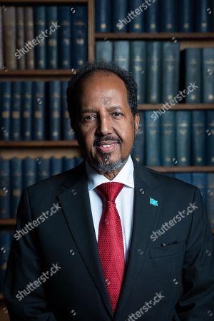 Hassan Sheikh Mohamud, former President of Somalia