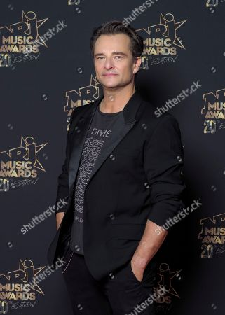 Editorial picture of NRJ Music Awards, Cannes, France - 10 Nov 2018