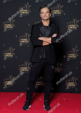 Stock Picture of David Hallyday
