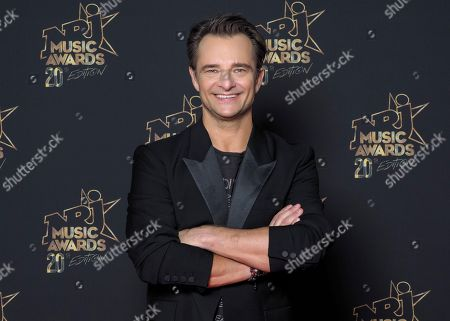 Editorial photo of NRJ Music Awards, Cannes, France - 10 Nov 2018
