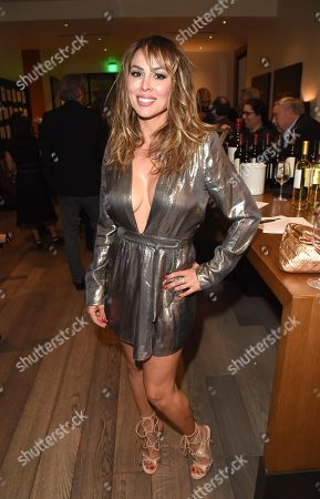 Kelly Dodd attends the 2018 Napa Valley Film Festival, Festival Gala, held at CIA at Copia