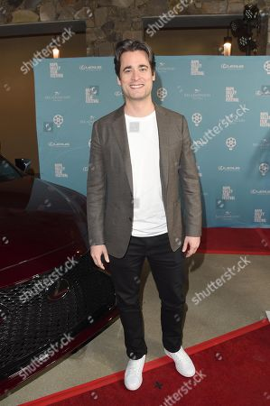 Stock Image of Stephan Paternot attends the 2018 Napa Valley Film Festival, Festival Gala, held at CIA at Copia