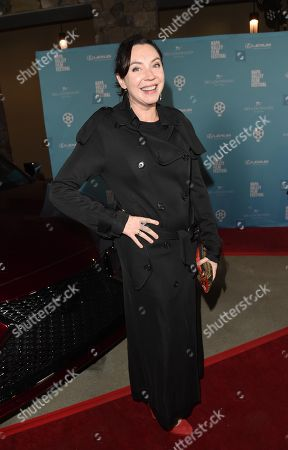 Stock Photo of Stephanie Courtney attends the 2018 Napa Valley Film Festival, Festival Gala, held at CIA at Copia