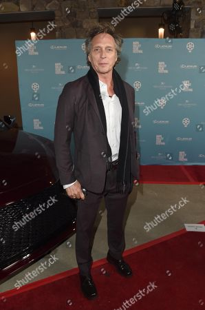 Stock Image of William Fichtner attends the 2018 Napa Valley Film Festival, Festival Gala, held at CIA at Copia