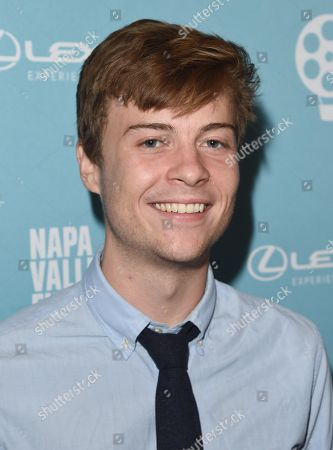 John Karna attends the 2018 Napa Valley Film Festival, Valley Of The Boom Screening, held at the Lincoln Theatre