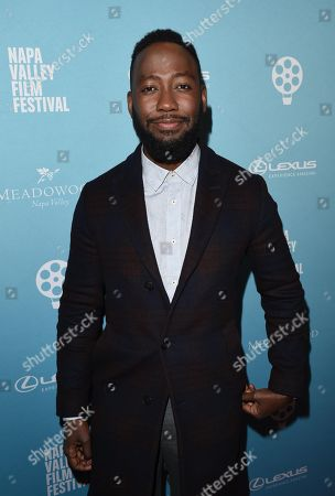Lamorne Morris attends the 2018 Napa Valley Film Festival, Valley Of The Boom Screening, held at the Lincoln Theatre