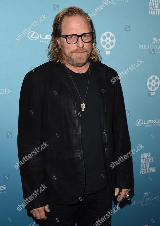 Stock Photo of Matthew Carnahan attends the 2018 Napa Valley Film Festival, Valley Of The Boom Screening, held at the Lincoln Theatre