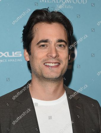 Stock Picture of Stephan Paternot attends the 2018 Napa Valley Film Festival, Valley Of The Boom Screening, held at the Lincoln Theatre