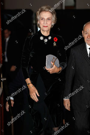 Birgitte, Duchess of Gloucester attends the Royal British Legion Festival of Remembrance at the Royal Albert Hall