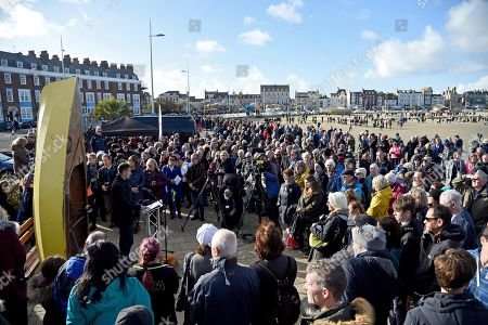 Editorial image of Remembrance Sunday events, UK - 11 Nov 2018