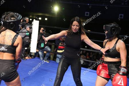 Nicole Hoopz Alexander & Drita & Natalie DiDonato