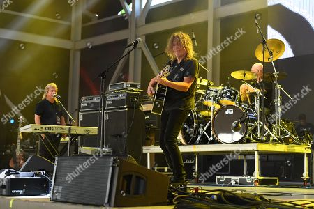 Felix Hanemann, Randy Jackson, Guy Gelso
