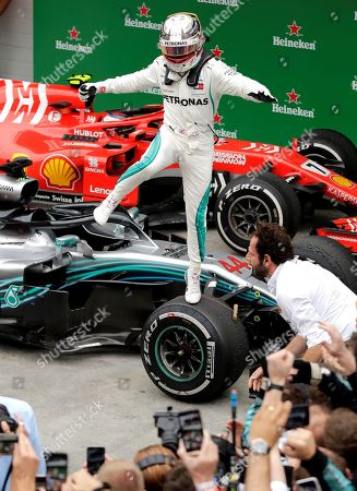 Brazilian Grand Prix, Race
