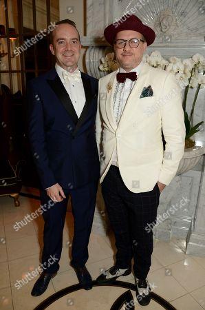 Mike Niedzwiedzki and Simon Fowler Grant