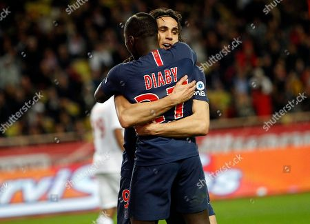AS Monaco v Paris Saint-Germain