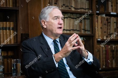 Stock Image of Luther Strange