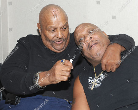 Abdullah the Butcher and Tony Atlas
