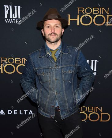 """Daniel Sauli attends a special screening of """"Robin Hood"""" at AMC Loews Lincoln Square, in New York"""