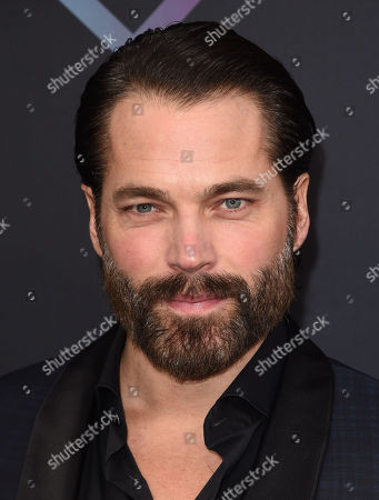 Stock Photo of Tim Rozon the Peoples Choice Awards Arrivals, Los Angeles, USA - 11 Nov 2018