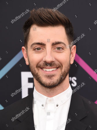 Editorial image of People's Choice Awards, Arrivals, Los Angeles, USA - 11 Nov 2018