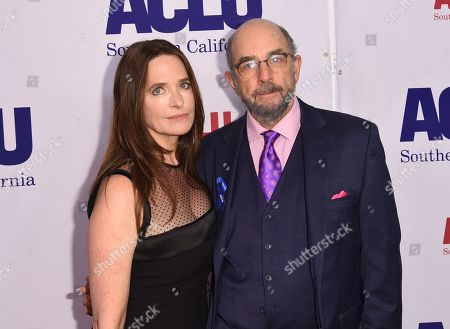 Editorial picture of 2018 ACLU SoCal's Bill of Rights Dinner, Beverly Hills, USA - 11 Nov 2018