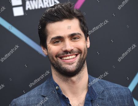 Editorial photo of People's Choice Awards, Arrivals, Los Angeles, USA - 11 Nov 2018