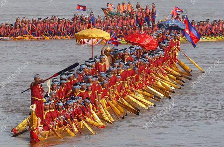 Longest dragon boat world record, Prey Veng