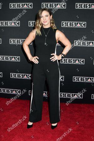 Editorial photo of SESAC Nashville Music Awards, USA - 11 Nov 2018