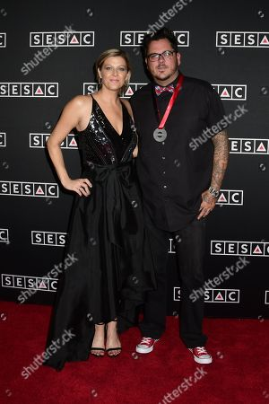 Editorial image of SESAC Nashville Music Awards, USA - 11 Nov 2018