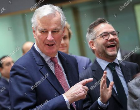 Brexit meeting of the EU General Affairs Council, Brussels
