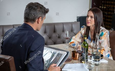 Ep 8318 Wednesday 21st November 2018 What will happen to Clive's, as played by Tom Chambers, deal when the buyer Eleanor arrives?