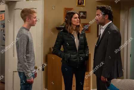 Ep 8326 Thursday 29th November 2018 - 2nd ep As they reach Butlers Farm, Graham Foster, as played by Andrew Scarborough, tells Noah Dingle, as played by Jack Downham, this is where he'll find his answers about Joe. As Debbie Dingle, as played by Charley Webb, answers the door she's shocked when Graham implies Cain knows more about Joe's disappearance than he is letting on. Will Cain's secret be revealed?
