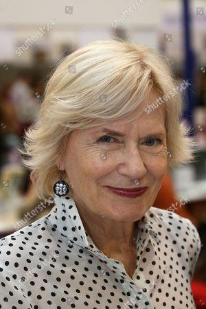 Stock Photo of Catherine Ceylac