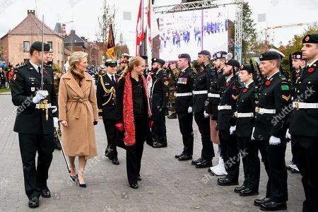 Princess Astrid, Julie Payette